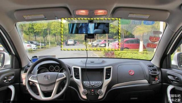 不拆任何东西 行车记录仪布线教程 你会了吗