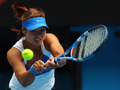 组图:李娜神奇逆转大威 与郑洁同进澳网四强