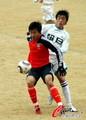 组图:国足热身4-0大胜上海东亚 展良好状态