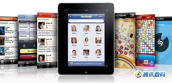 苹果新品iPad高清官方图赏