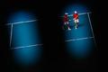 组图:内斯特/泽蒙季奇力压对手挺进男双决赛