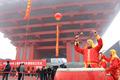 高清:上海世博会标志性建筑中国馆竣工现场