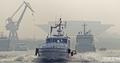 组图:整装待发 9艘世博安保专用执法艇投用
