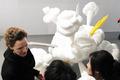 组图:英国当代艺术珍藏展上海美术馆开幕