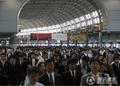 组图:韩国春运火车票也难求