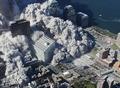 高清:美9·11世贸中心遇袭全景照片首度曝光