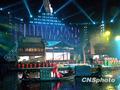 组图:中国特色民俗迎新春 上海融入世博元素
