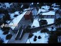 高清:2010瑞雪迎新年 世博家园雪景随拍