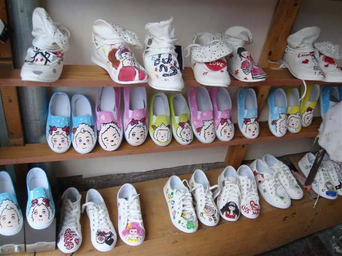 手绘鞋子 (图22)