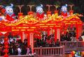 """组图:""""世博花灯""""亮相上海豫园元宵灯会"""