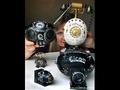 高清:德国艺术家别出心裁发明蛋形收音机