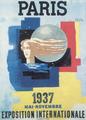组图:1937年法国巴黎世博会盛况