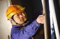 组图:走近世博建设者 建设中国馆一辈子自豪