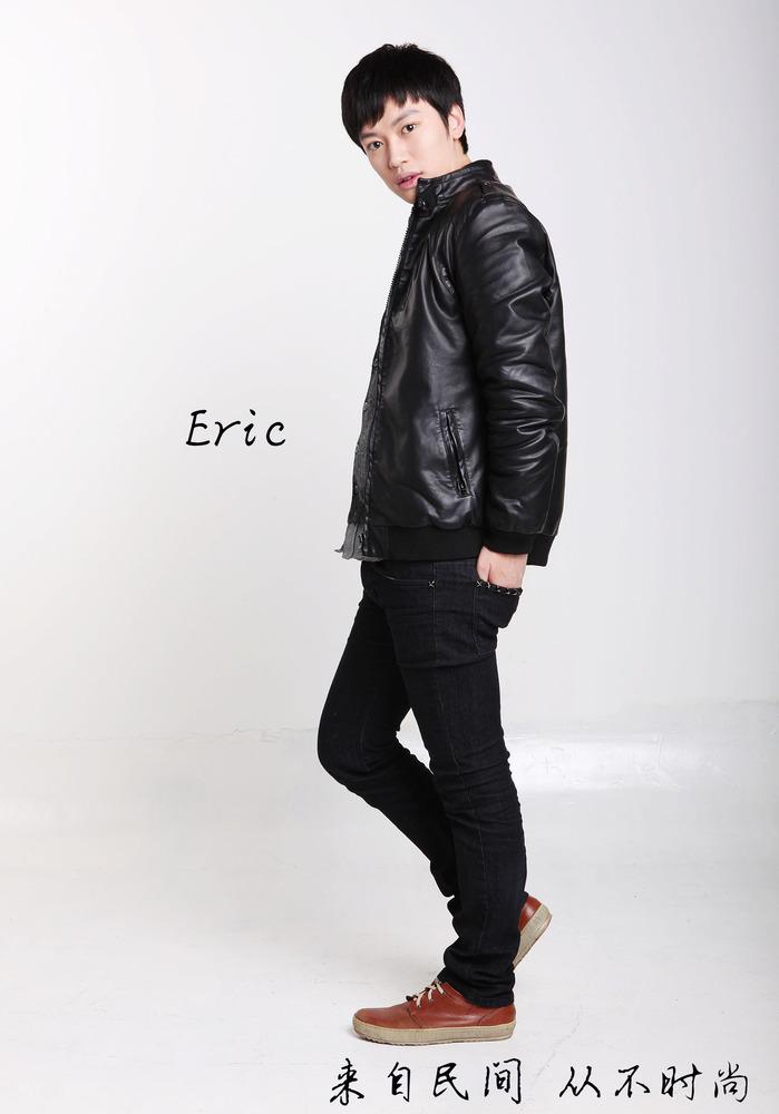 时尚编辑 Eric
