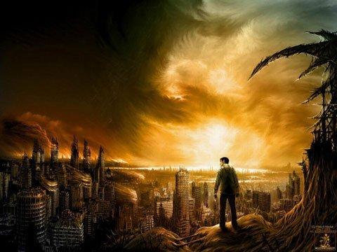 组图 世界末日预言大盘点 2012只是其中之一