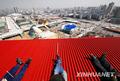 组图:上海世博会即将迎来开幕倒计时50天