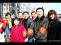 高清:靓丽风景 世博会志愿者亮相上海外滩