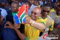 南非总统为世界杯造势