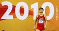 组图:60米栏复赛刘翔小组第二晋级决赛