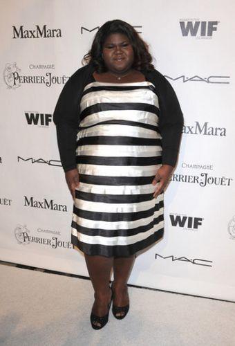 好莱坞吨位级女星 自信就是美女  - 浅笑无痕 - 浅笑无痕