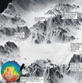 高清:美制作火星陨石坑模型 场景似世界末日