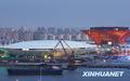 组图:上海世博园区内的工业遗迹