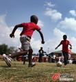 南非助贫困儿童圆梦