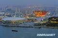 高清:上海世博园区各项工程进入最后冲刺