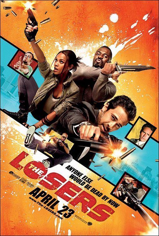 2010最新动作《失败者》DVD中英双字迅雷下载