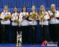 冰壶世锦赛德国队夺冠