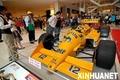 吉隆坡掀起赛车热潮