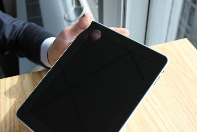 初见iPad