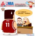 漫画:姚明跳出合同的理由 想夺冠先炒人