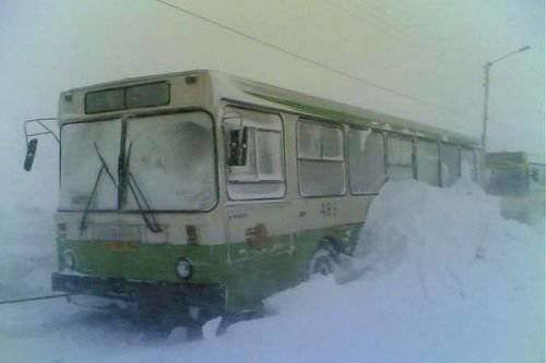 冰冻三尺的俄罗斯城市 - 浅笑无痕 - 浅笑无痕,只留一抹寂寞....