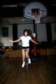 组图:超人气女优靓照集 出身篮球部斗志昂扬