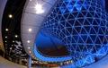高清:上海世博园区建设布展进入尾声