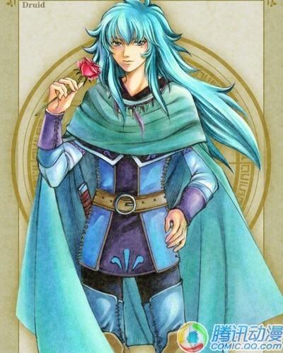 3-人物:阿布罗狄