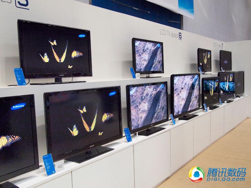 中国三星论坛发布会展示厅