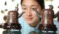 高清:广西钦州坭兴陶入选世博会特许商品