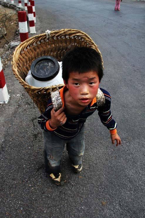 实拍:不一样的童年…奥都小学图片