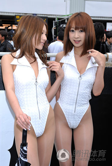 日本王色裸体美女图片_组图:日本supergt赛车宝贝清丽面容大比拼