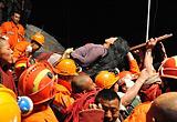 工兵团救出32岁藏族女青年
