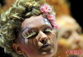 """高清:国际""""水晶天使""""发型艺术节大秀创意"""