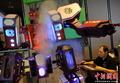 高清:全球最大网络电子娱乐狂欢节开幕