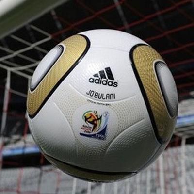 南非世界杯官方用球_南非世界杯决赛用球出炉 炫彩夺目渲金色主题