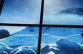 高清:世博园区搭建可六面大屏幕观影的空间