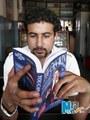 组图:尼泊尔庆祝世界读书日 号召市民多读书