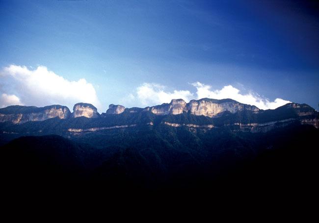 壮美金佛山
