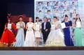 组图:明星组世博志愿者 唱响《世界看中国》
