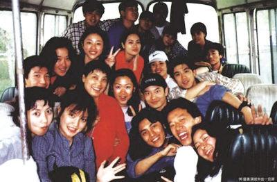 南方人物周刊:章子怡和中戏同学的这10年(图)